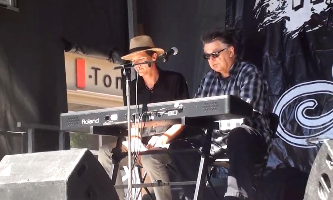 David Vest Trois-Rivières en Blues «Scène Acoustique» 2013-08-24